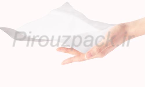 دستگاه بسته بندی دستمال کاغذی