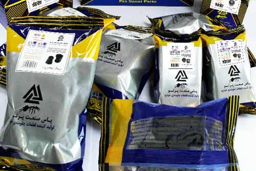 بسته بندی قطعات پلاستیکی با ماشین بسته بندی طرح جدید