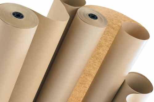 انواع کاغذ های مورد استفاده در بسته بندی