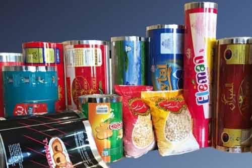 پلاستیک در صنعت بسته بندی