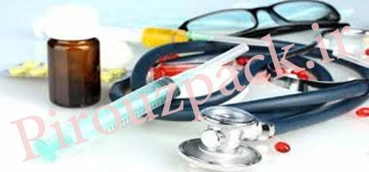 دستگاه بسته بندی لوازم طبی