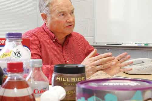 نکات بسته بندی درباره آینده صنعت بسته بندی نظرات دکتر bruce harte