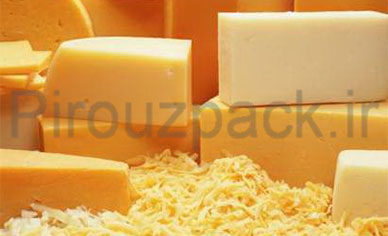دستگاه بسته بندی پنیر پیتزا