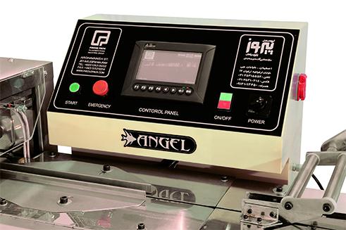 دستگاه بسته بندی مدل آنجل 200