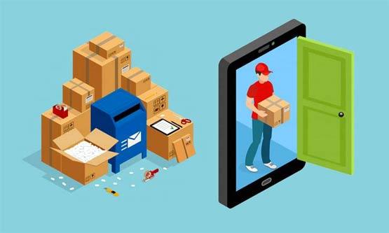 نکاتی در بسته بندی محصولات فروشگاه اینترنتی